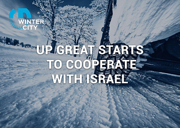 Israeli high-tech companies invited to participate in the Winter City contest